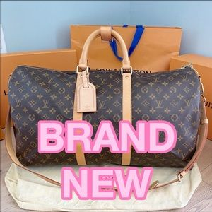 💎✨BRAND NEW✨💎 Louis Vuitton Keepall Bandouliere!